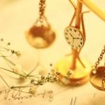 ゴールドの天秤