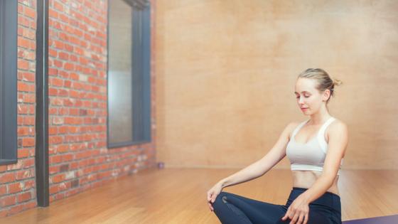 ヨガの瞑想と自律神経